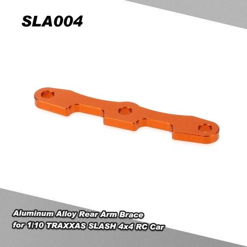 1/10 TRAXXASためSLA004アルミ合金リヤアームブレースは、4x4のRCカーをSLASH