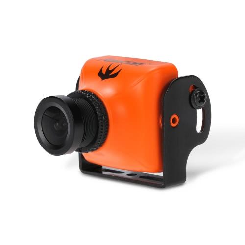 Oryginalny RunCam Swift 600TVL FPV Kamera NTSC 2.8mm Złącze obiektywu i podłoża IR Z Blokowanie dla QAV250 180 210 RC Quadcopter
