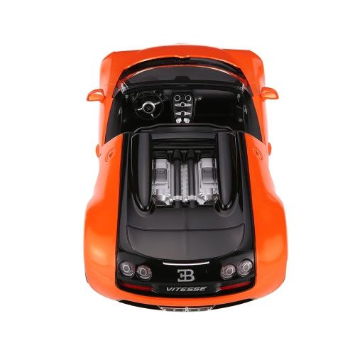 RASTAR 70400 27MHz R / C 1/14 Bugatti Grand Sport Vitessei Radio Remote modello dell'automobile di controllo