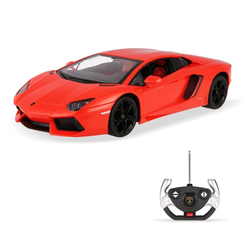 RASTAR 43000 27MHz R / C 1/14 Lamborghini Aventador LP700 Radio Remote Control Model Car