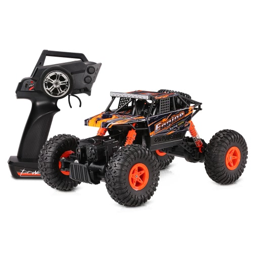 Wltoys 18428-B 1/18 2.4G 4WD Elettrico RTR Off-Road Rock Crawler Arrampicata RC Car