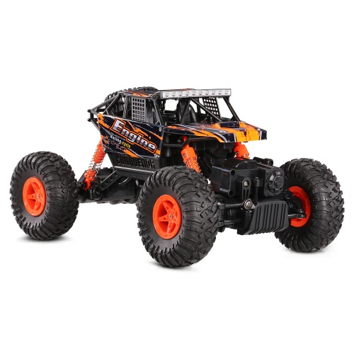 Wltoys 18428-B 1/18 2.4G 4WD Electric RTR Off-Road Rock Crawler Climbing RC Car