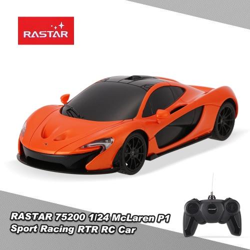 RASTAR 75200 1/24 McLaren P1 Sport Racing RTR RC Car