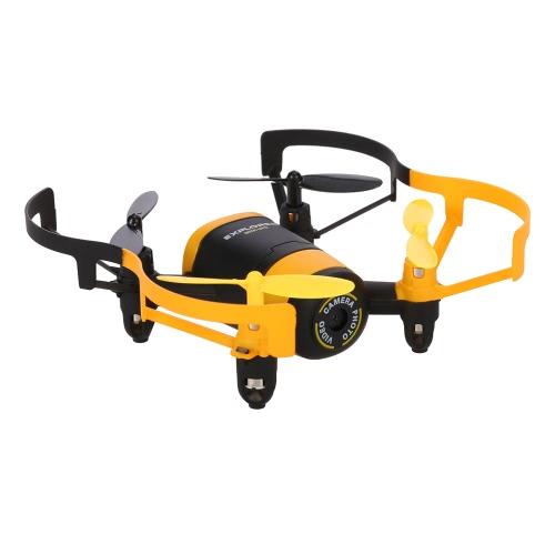 JXD 512W Wifi FPV 0.3MP Câmera Drone 2.4G 4CH 6-Eixo RC Quadcopter G-Sensor Selfie RTF