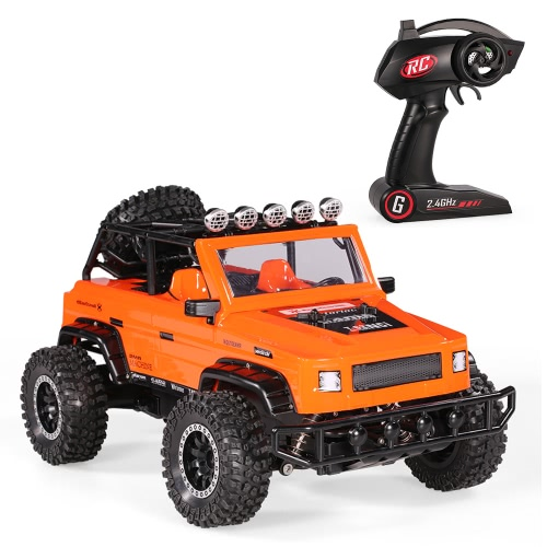 Ruichuang QY1843B SUV Defender 12.01 2.4G 2CH 2WD Elektro RC Buggy