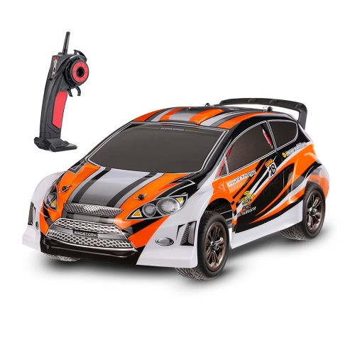 GIOCATTOLI XINLEHONG 9119 2.4GHz 2WD 1/12 Rally elettrico RC Rally RC ad alta velocità
