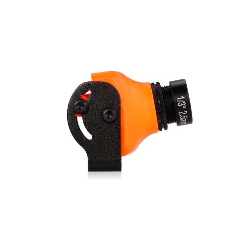 Lente d'ingrandimento RunCam Swift 2 600TVL 2.5mm 130 ° FOV Fotocamera FPV OSD w / IR bloccato NTSC per QAV250 Racing Drone Quadcopter Fotografia aerea