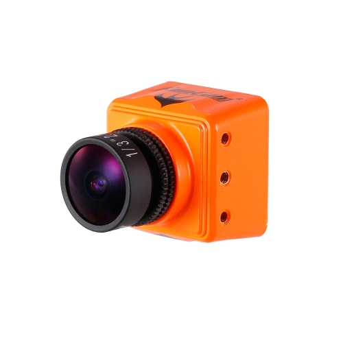 RunCam Swift Mini 600TVL 2.1mm Lens DC 5-36V FPV Camera OSD w/ IR Blocked PAL for QAV250 Racing Drone Quadcopter Aerial Photography