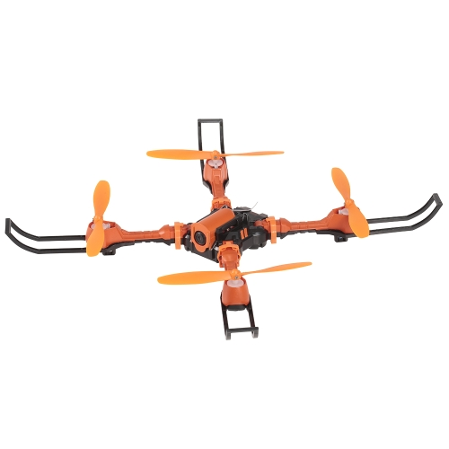 Flytec T15 Foldable 0.3MP Camera Wifi FPV 6-Axis Gyro Altitude Hold Headless RC Quadcopter