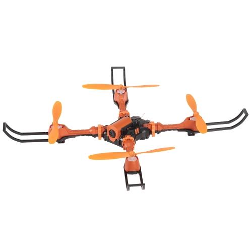 Flytec T15 Dobrável 0.3MP Câmera Wifi FPV 6-Axis Giroscópio Altitude Hold Headless RC Quadcopter