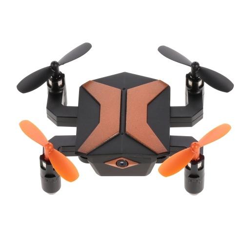 Attop XT-2 2.4G 0,3-мегапиксельная камера Wifi FPV Mini Altitude Hold Складной RC Quadcopter