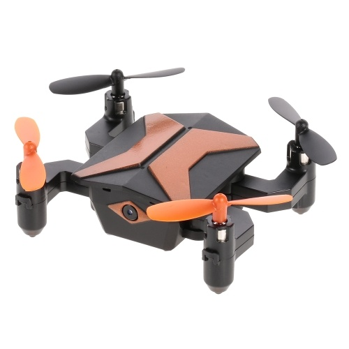 Attop XT-2 2.4G 0.3MP Camera Wifi FPV Mini Altitude Hold Foldable RC Quadcopter