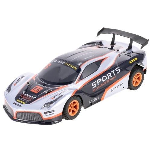 Oryginalny WLtoys L209 2,4 GHz 2WD 1/10 35KM / H Szczotkowany elektryczny RTR Flat Sports Vehicle RC Car