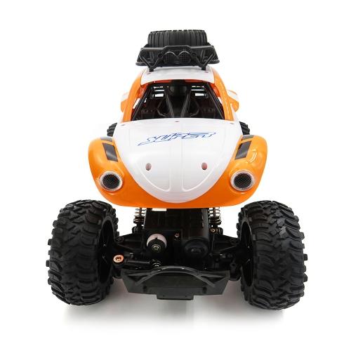Flytec SL-113A 1/14 2,4 GHz 4WD RC Rock Crawler Truck Klettern Off-Road Auto Kinder Spielzeug