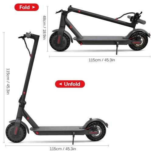 ESL85 Folding Electric Scooter