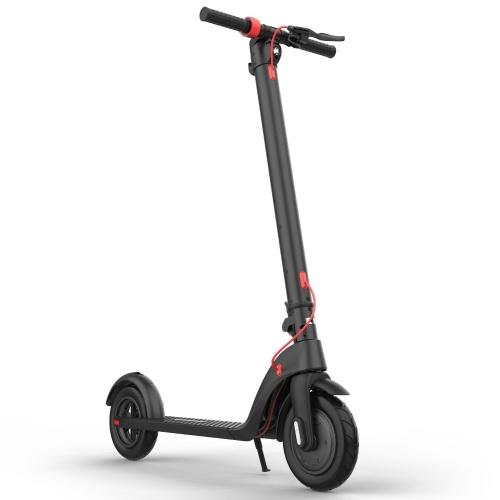 GRUNDIG X7 350W Scooter électrique pliant à deux roues de 10 pouces