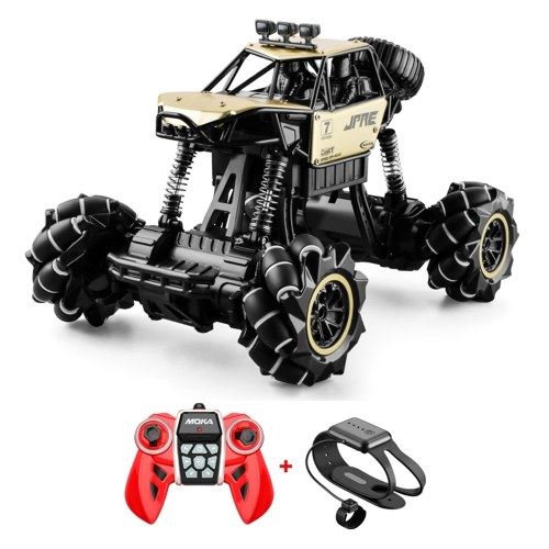 616A 1/16  4WD 2.4GHz Off-Road RC Crawler RC Stunt Car Image