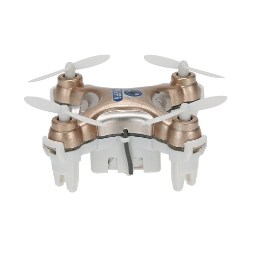 Cheerson CX-10W CX10W 4CH 6-Axis Gyro Wifi FPV RTF Mini RC Quadcopter with 0.3MP Camera