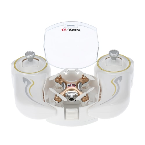 Cheerson CX-10WD-TX 2.4G Wifi FPV Drone Mini RC Quadcopter