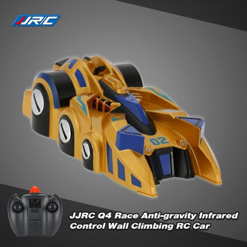 Original JJRC Q4 Race Anti-gravity Infrared Control Wall Climbing RC Car