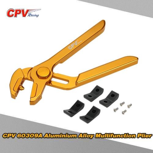 CPV 60309A Aluminium Alloy Multifunction Plier for 1/10 HSP HPI Traxxas Monster Truck RC Car