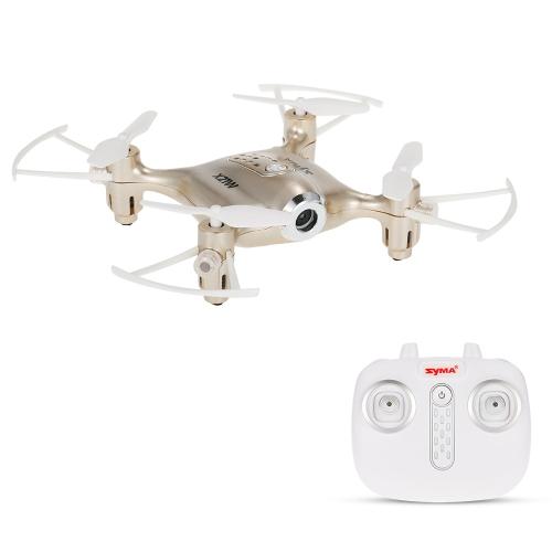 Оригинальный Syma X21W WiFi FPV 0.3MP Камера Высота над уровнем моря Держатель G-датчика Путь полета RC Drone