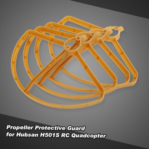 4pcs Propeller Protectors Protective Guard for Hubsan H501S H501C RC Quadcopter