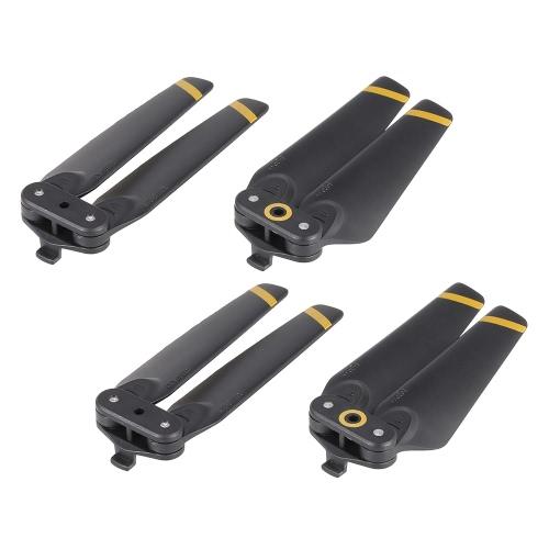 2Pairs FPV Drone PVC Складной пропеллер для DJI Spark RC Drone