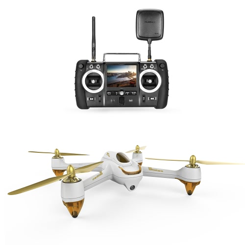 Hubsan X4 H501S H501SS 5.8G FPV Brushless Fortgeschrittene Version Drone RC Quadcopter