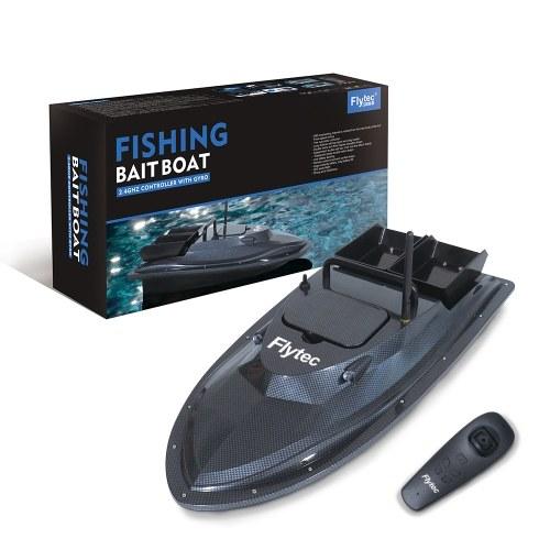 Flytec V007 Fish Finder Fischerboot