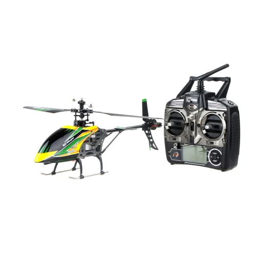 Original Wltoys V912 Large 4CH Single Blade RC Helicopter