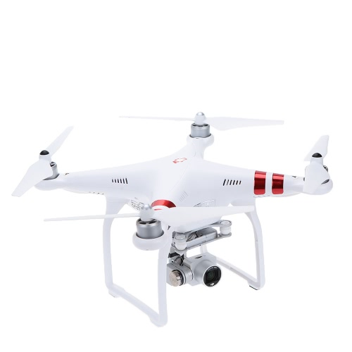 DJI Phantom 3 Standard Version FPV RC Quadcopter with 2.7K HD Camera Auto-Hover/Live GPS/Auto-return home/Failsafe RTF Drone