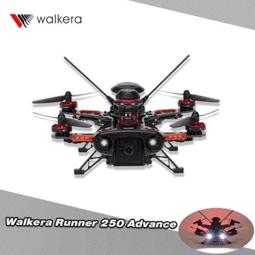 Original Walkera Runner 250 Advance GPS Backpack BNF Drone with 800TVL Camera/GPS RC Quadcopter without Transmitter/OSD