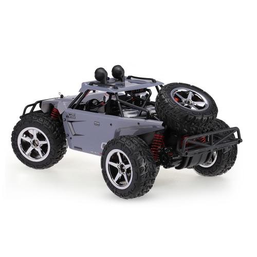 Original SUBOTECH BG1513B 1/12 2.4G 2CH 4WD Buggy eléctrico de alta velocidad del desierto con la luz del LED RTR RC Car