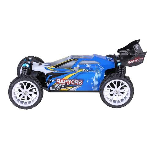 ZD Racing RAPTORS BX-16 1/16 4WD Elettrico spazzolato RTR off-road Buggy SUV