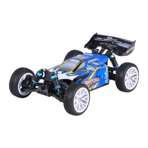 ZD Racing RAPTORS BX-16 1/16 4WD Elektrisch gebürstet Buggy SUV Off-Road RTR mit 2.4G 3CH Fernbedienung