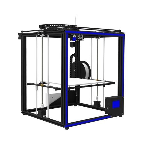 Комплект для сборки высокоточного 3D-принтера Tronxy с сенсорным экраном с подогревом
