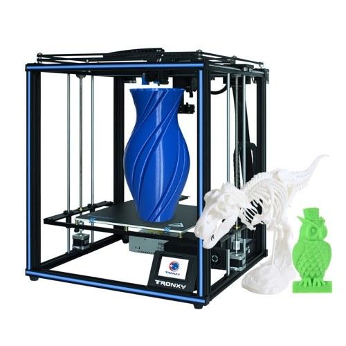 Комплект для сборки высокоточного 3D-принтера TRONXY X5SA PRO