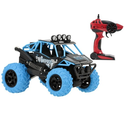 Z103 2.4GHz 2WD 360 ° Spin Surpass Stunt RC Car