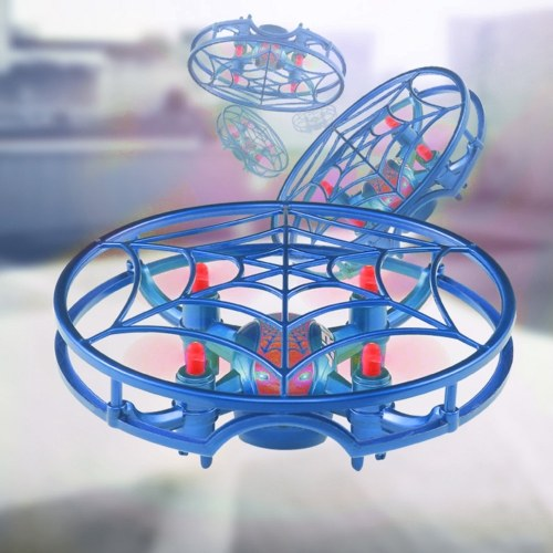 JJR/C H64 Altitude Hold G-sensor Voice Prompt Spiderman RC Drone Quadcopter