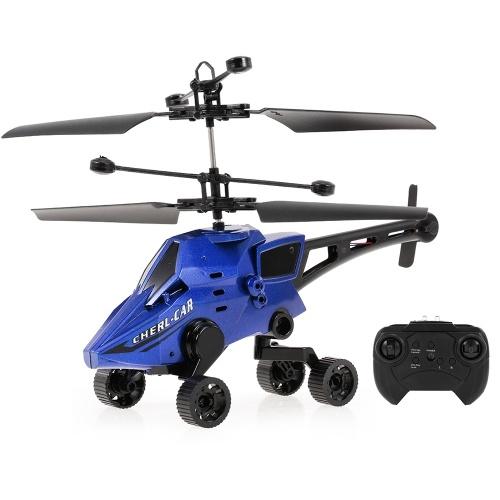 Juguete teledirigido infrarrojo del helicóptero de CX108 2CH RC