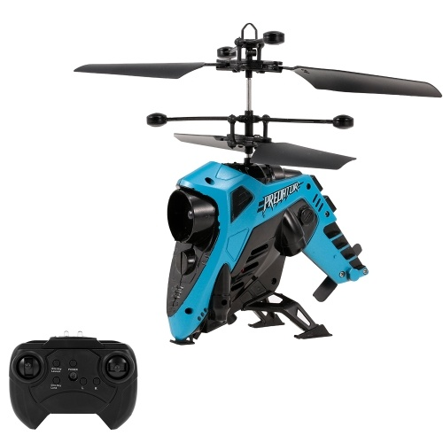 CX128 2CH Mini Infrared Remote Control Helicopter RC Toy
