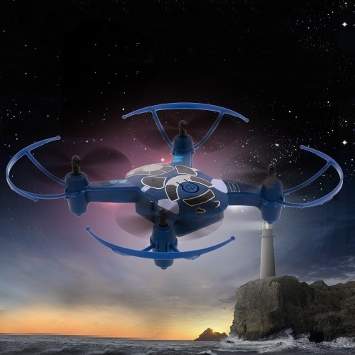 B1100 2.4G 4CH Mini RC Drone Headless Mode One Key Return RC Quadcopter