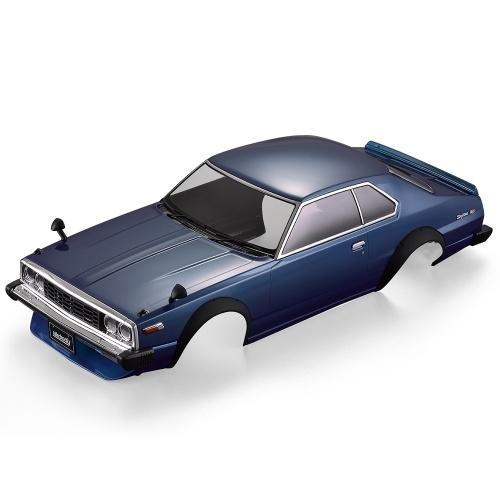 Killerbody 48700 1977 Skyline Hardtop 2000 GT-ES con corpo finito