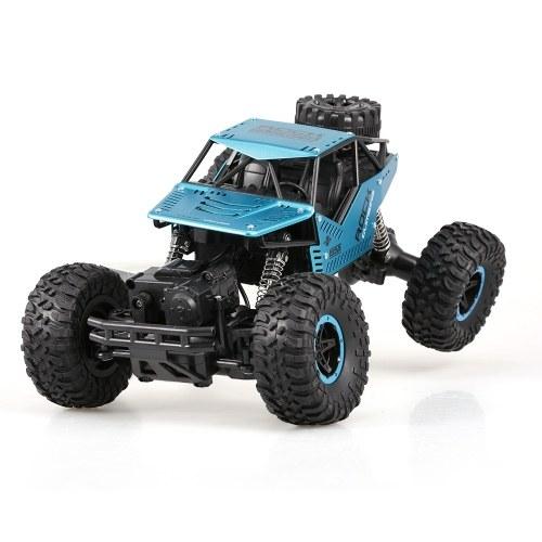 CX1809 1/16 4WD Dual Motor RC Rock Crawler Off-road Image