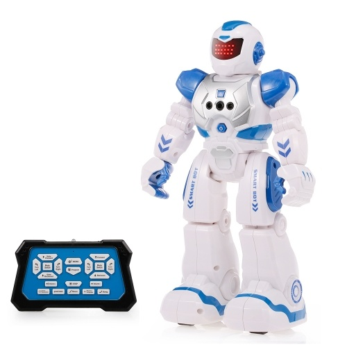 Smart Intelligent Robot Educational RC Toy Programmable Gesture Sensor Music Dance for Kids Gift