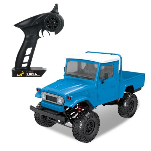 MN-45 RC Crawler 2.4G 4WD Racing Off-road Truck 4x4 1/12 Scale RC Car Fast High Speed Electric Vehicle with Led Light Image