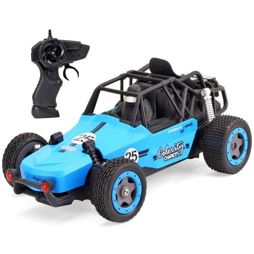 JJR / C Q73 1/20 RC Truck Cars 2.4G 2WD Off Road Truck High Race Race Buggy Car