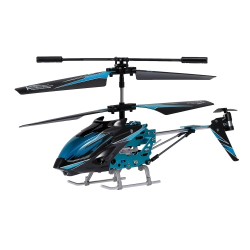 Wltoys XK S929-A RC Helicopter 2.4G 3.5CH con luce