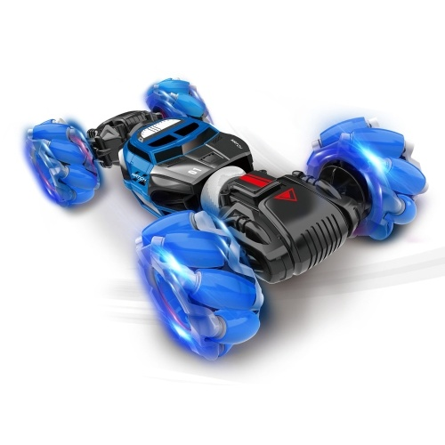 1/16 RC Stunt Car 4WD Uhr Geste Sensor Control Deformable Elektroauto